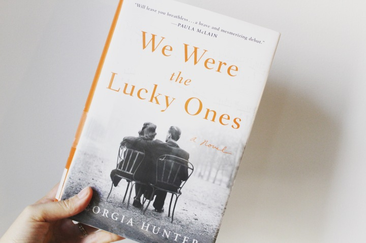 """Review: """"We Were The Lucky Ones"""" by GeorgiaHunter"""