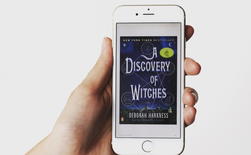 """Review: """"A Discovery Of Witches"""" by DeborahHarkness"""