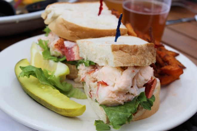 LobsterSandwich