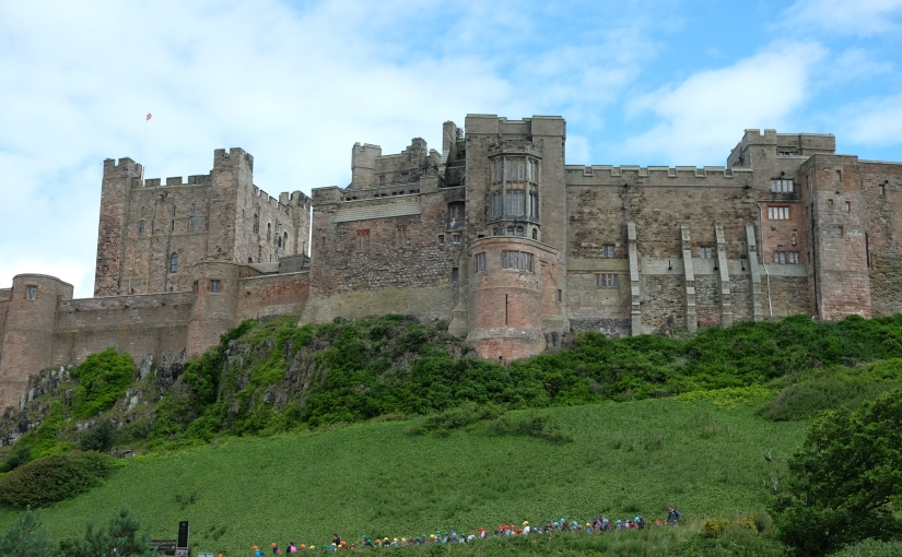 Great Reads In Great Places: Bamburgh and Alnwick,Northumberland