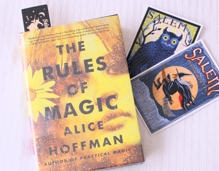 "Review: ""The Rules Of Magic"" by Alice Hoffman"