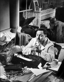 Tennessee Williams Writing