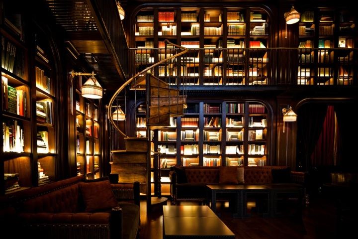 The Literary Bar Crawl: NYC Edition